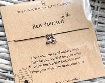 Bee Wish Bracelet