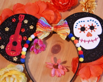 Festival of the dead - Handmade ears