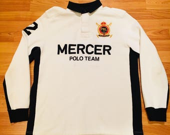 Ralph Lauren Mercer Long sleeve Rugby Polo Shirt