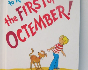 Please try to remember the first of octember by theo. le seig.
