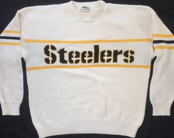 Vintage Pittsburgh Steelers Sweater