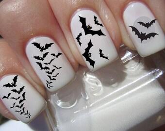 Halloween nails  Etsy