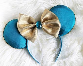 Princess Jasmine / Aladdin / Disney Ears / Minnie Mouse Ears