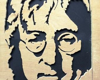 John Lennon Frame