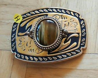 Handcrafted Belt Buckle
