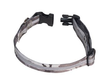 Camouflage Reflective Dog Collar