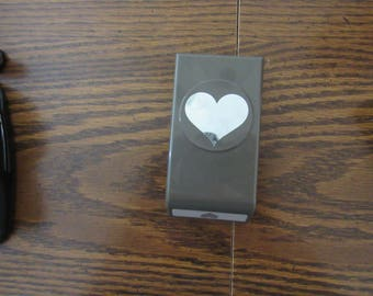 Stampin up Heart Punch