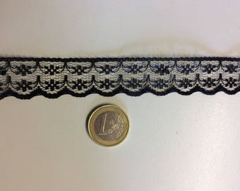 """Lace trim sold by the meter (39"""")"""