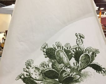 Prickly Pear Kitchen Towel