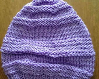 Hand Knit Kids' Toques