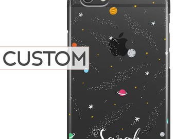 Google Pixel xl case PLANETS IN SPACE Google pixel case google pixel phone case google pixel clear google pixl silicone planets case a43