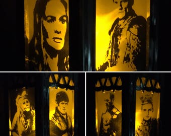 Game of Thrones - Inspired Battery-Operated Plastic Mini Lanterns .v2