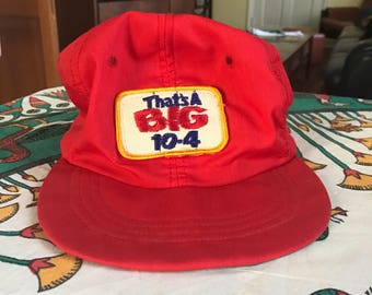 old school hat! hilarious! 10-4 over & out!