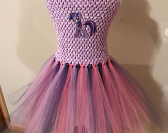 Twilight Sparkle Tutu Dress (2 sizes)