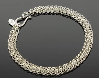 Handmade Great Southern Gathering Chainmaille Bracelet