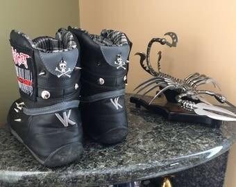 Boot shoe Slipknot