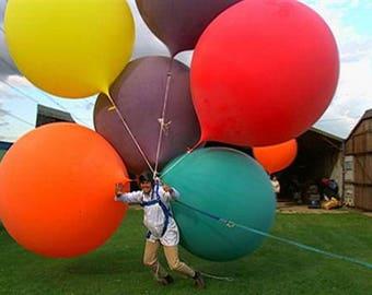 Giant Balloons, Super Giant Balloons,  4 ft Balloon, 5.5 ft Balloon, 8 ft Balloon, Round Giant Balloon