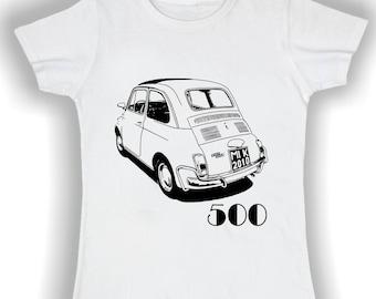Women's Basic t shirt-500