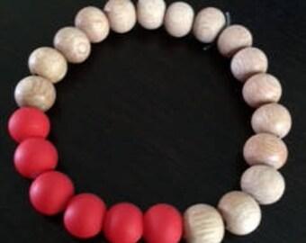 Why wood'nt you mala bracelet