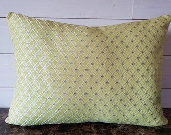 Citrine Color Pillow Cover, Bedroom Decor, Accent Pillow, Toss Pillow, Throw Pillow, Cushion Cover, with Hidden Zipper, Sofa Cushion 20x15