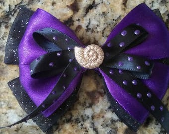 Sea witch inspired bow