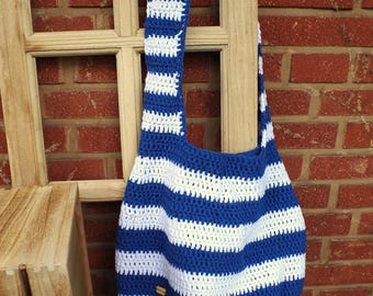 Color selection Crochet Bag