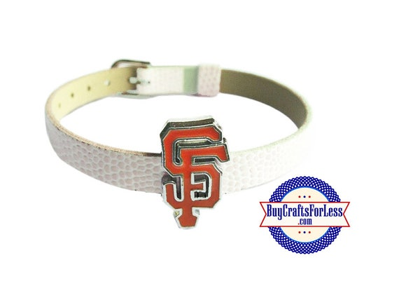 SAN FRANCISCO Charm for Slider Bracelets, Collars, Key Rings +FREE Shipping & Discounts*