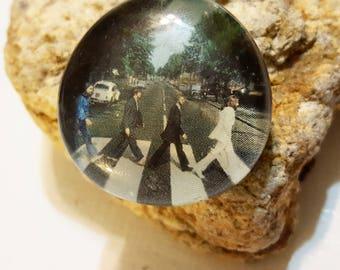 The Beatles Necklace/ The Beatles/ Abbey Road Necklace/ Beatles Fan/ The Beatles/ Rock Music/ Beatles Pendant/ 60s/ 70s/ Album Artwork/