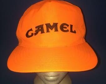 Vintage Joe Camel SnapBack Hat Adjustable 1990s