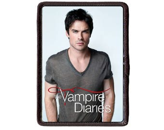 The Vampire Diaries Damon Salvatore Ian Somerhalder Sew On patch