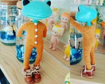 Wonder frog - jump suit