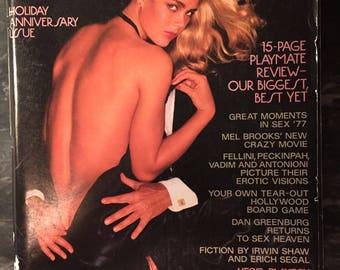 Playboy Magazine - January 1978