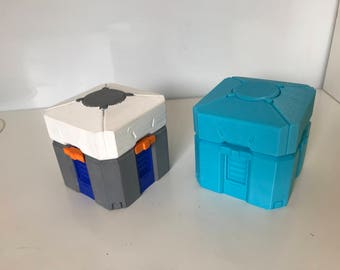 how to make an overwatch loot box