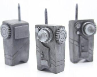 SPEC - Handmade Plastic Figure (Paint, Customize)