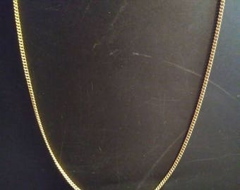 12k Gold filled chain
