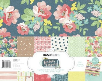 Kaisercraft Finders Keepers Paper Pack