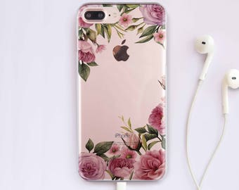 Flowers iPhone 7 Case iPhone 6 Case iPhone 6 Plus Case iPhone 7 Case iPhone 5 Case For Samsung Galaxy S7 Case For Samsung S6 Case CC1214