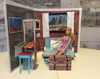 Binder Doll Room - Studio Apartment