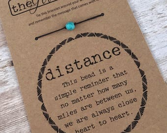 The Giving Bead DISTANCE Bracelet
