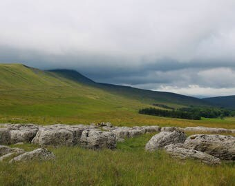 Summer in The Yorkshire Dales