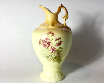 Small Vintage Victorian Pitcher