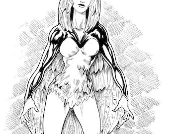 The Sorceress from He-Man & MOTU
