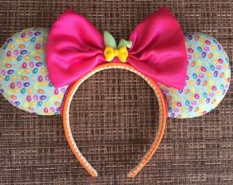 Easter inspired Did Ears, Easter Mickey Ears, Easter Minnie Ears