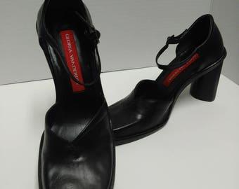 Pinup Shoes, Rockabilly Shoes, Vintage Heels, Vintage Shoes, Flapper Heels, Mary Jane Shoes, Rockabilly, Ankle Strap Shoes, Heels Vintage