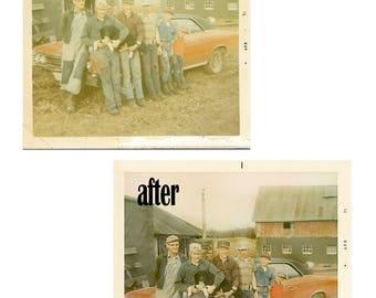 Photo Fix/Vintage Photo Fixed