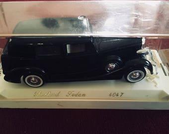 Packard Sedan Die Cast Car