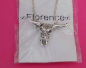 buffalo necklace