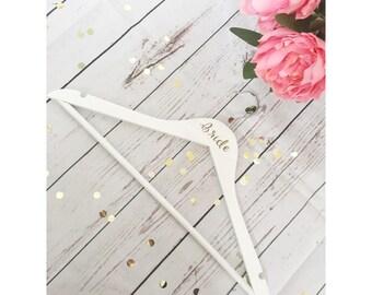 Bridal wedding hangers