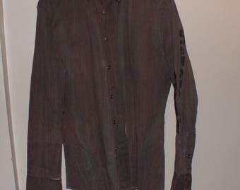 Vintage VTG Black Hearts Brigade Long Sleeve Shirt