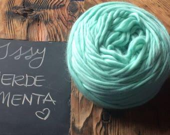 Yarn Issy Mint Green